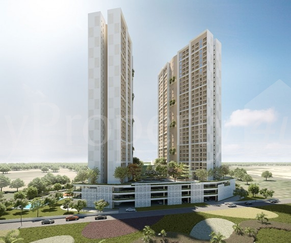 Sobha Dream Heights Tower 1